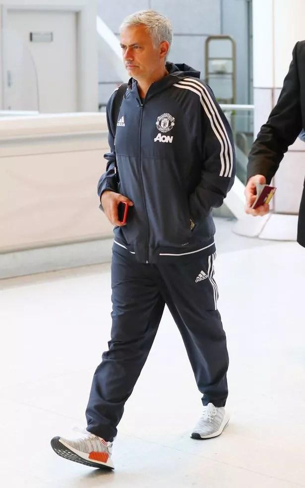 Jose Mourinho (Image: Eamonn and James Clarke)