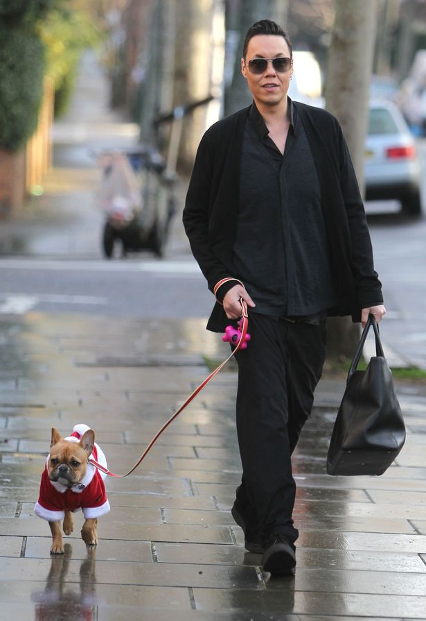 Gok Wan on how dog cured his OCD  Mirror Online