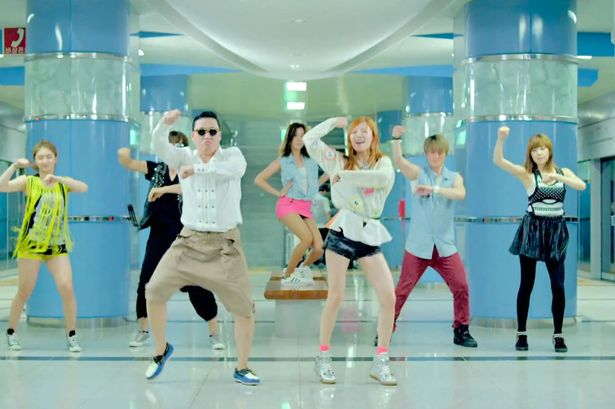 """Image result for """"Gangnam Style"""" Psy"""