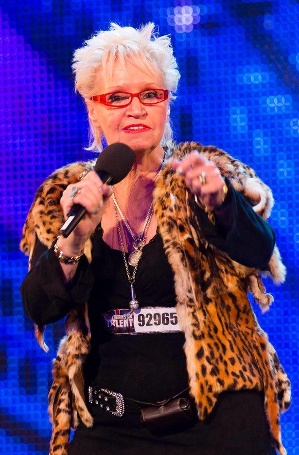 Sandra Broadbent