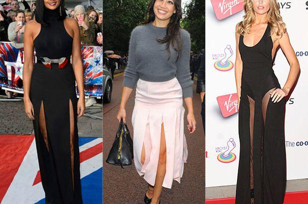 Split Skirts