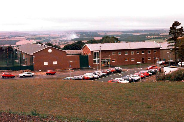 Medomsley Detention Centre, near Consett, County Durham