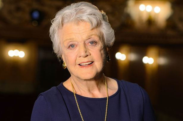 Image result for dame angela lansbury