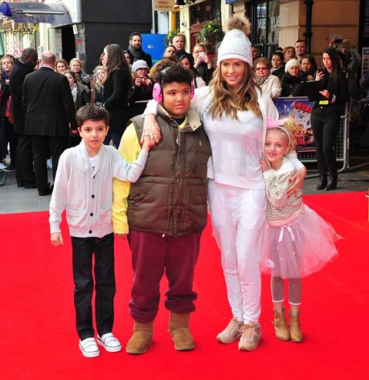 ''The kids know everything'': Katie Price reveals her ...