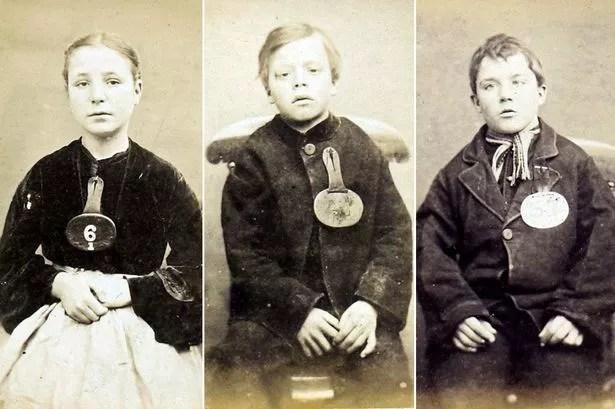 Image result for victorian child prisoners