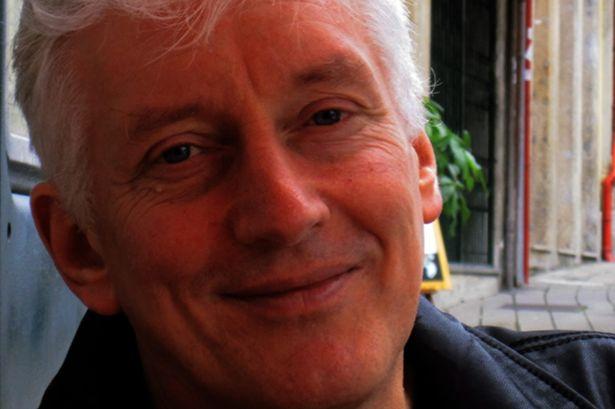 University lecturer John Hyatt