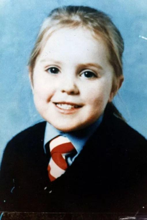 Caroline Hogg murdered by Robert Black