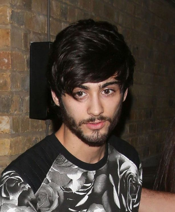 Zayn Malik Becomes Pals With Russell Brands Girlfriend