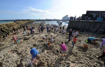 Image result for folkestone gold rush