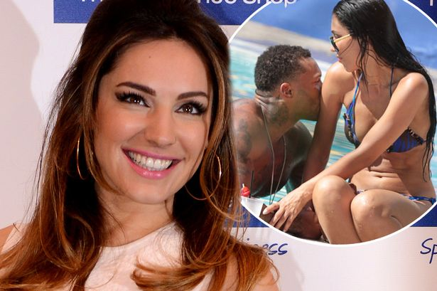 Kelly Brook wishes David McIntosh love and happiness in