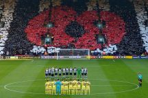 remembrance sunday,poppy,football,fifa,fa