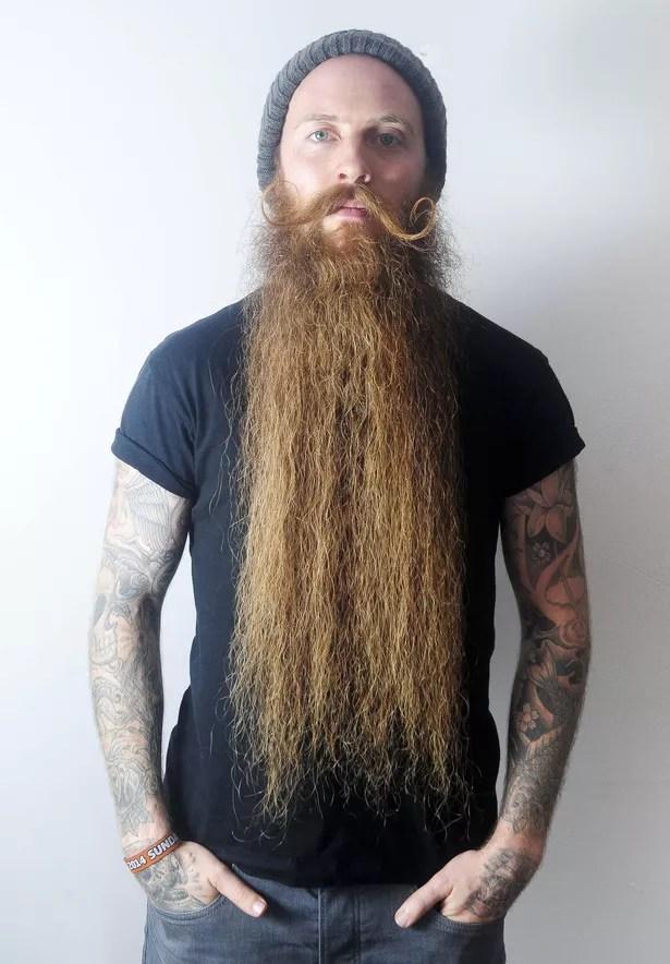 Image result for longest beard