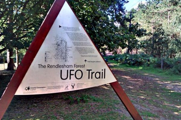 Nobody has fully explained what happened at Rendlesham Forest