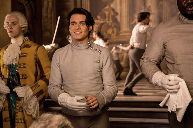 Cinderella's Richard Madden says 'happy ending' is welcome ...
