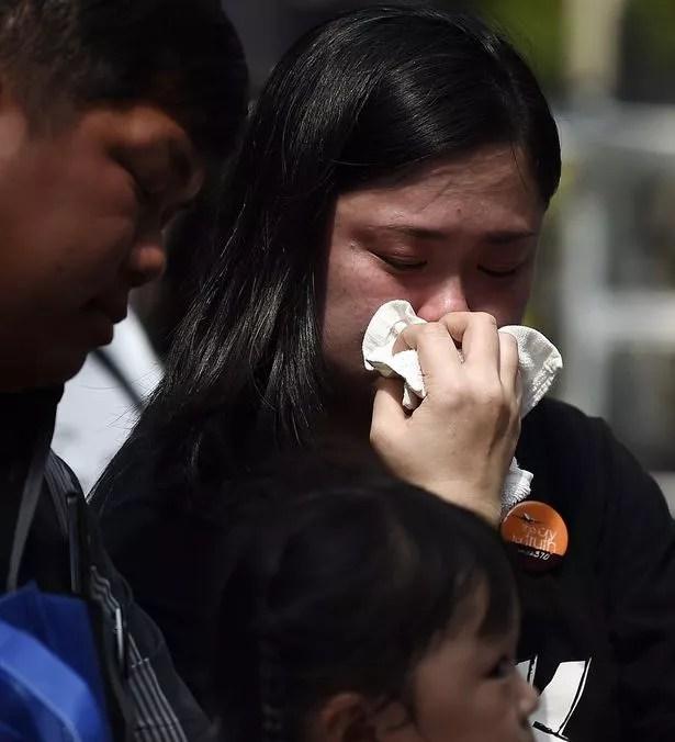 Duka keluarga korban Pesawat MH370