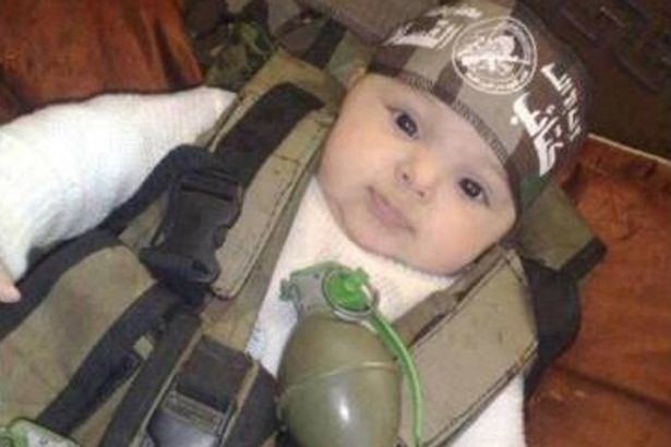 Image result for terrorist babies