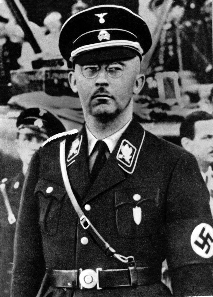Image result for photo of Heinrich Himmler