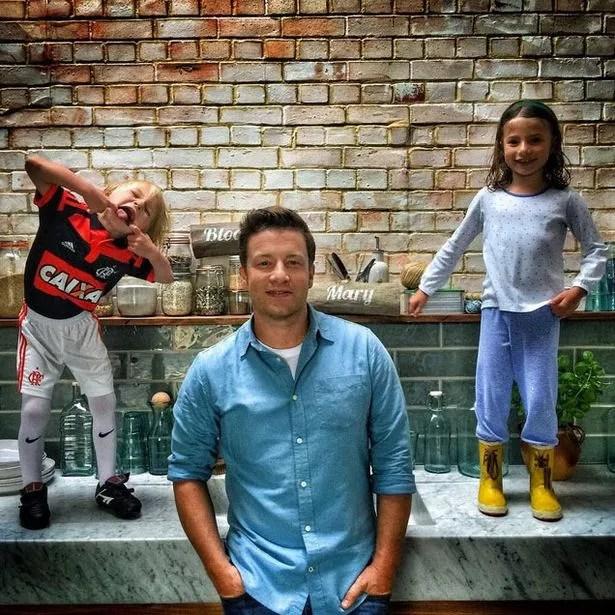 Jamie Oliver Instagram