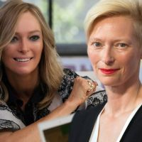 Tilda Swinton gets new makeover for movie role