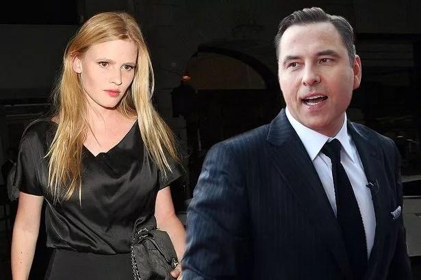 David Walliams and Lara Stone to divorce tomorrow