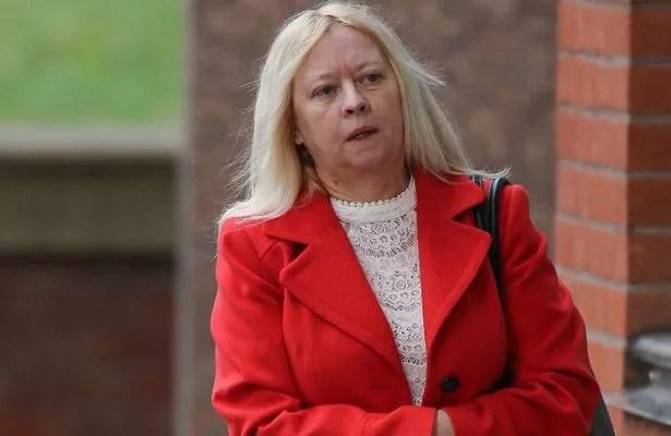 Defendant: Karen Macgregor, 58, was also convicted at Sheffield Crown Court today