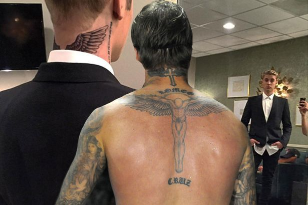 Justin Bieber S Unbelievable Unending List Of Tattoos