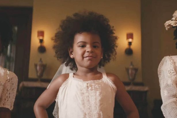 Blue Ivy appears new music video Formation