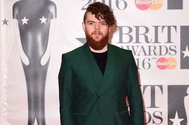Jack Garratt arriving for the 2016 Brit Awards at the O2 Arena, London. PRESS ASSOCIATION Photo. Picture date: Wednesday February 24, 2016. See PA story SHOWBIZ Brits. Photo credit should read: Ian West/PA Wire