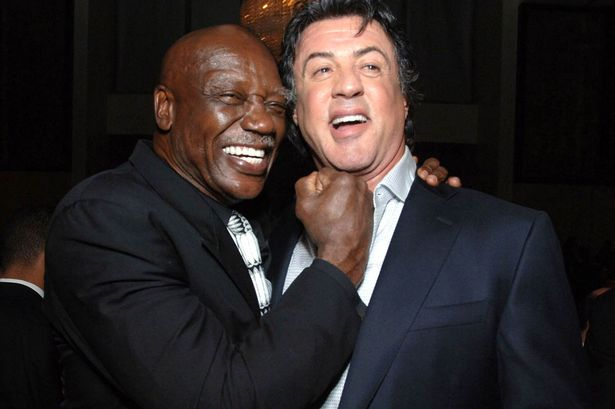 "Actor Tony Burton, known for his work in the ""Rocky"" movies, has passed away. He was 78 years old. Tony Burton and Sylvester Stallone during ""Rocky Balboa"" World Premiere"
