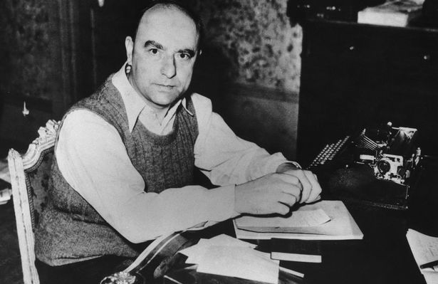 German dissident former member of the Nazi Party, Otto Strasser