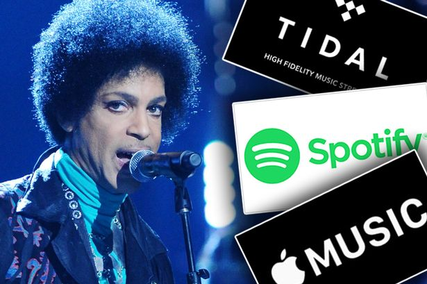 Image result for prince apple music