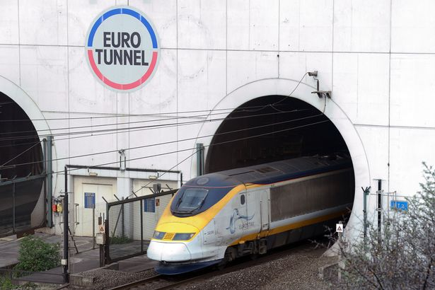 retrasos Eurotunnel