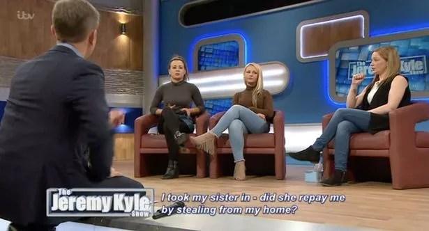 ITV's Jeremy Kyle Show