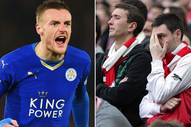 Image result for Why I Don't Want To Go To Arsenal- Vardy