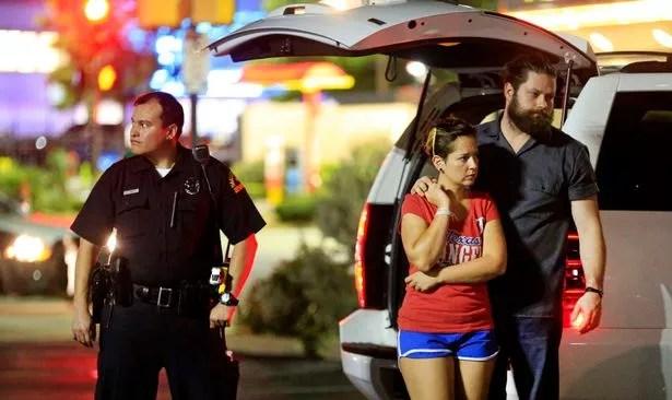 Dallas Shootings aftermath