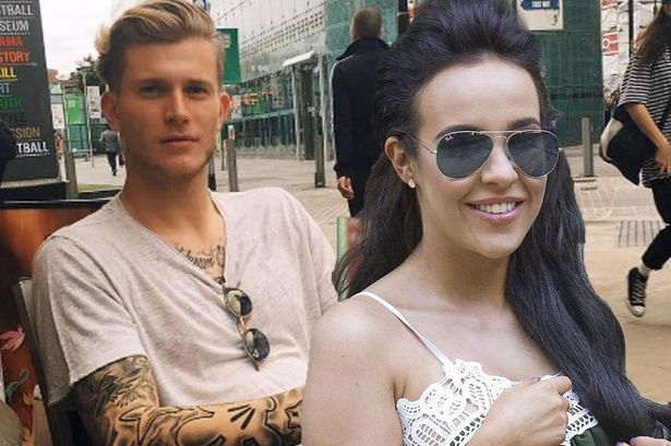 Steph Davis new love revealed as Loris Karius
