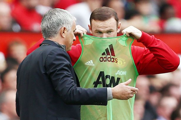 Image result for Rooney: I know why Mourinho dropped me from Man Utd