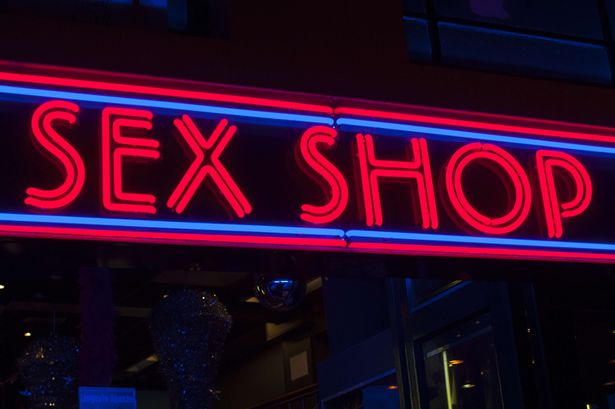 sex shop tumblr