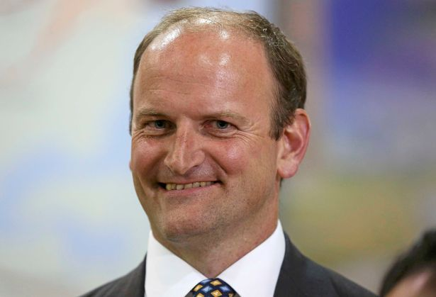 United Kingdom Independence Party MP Douglas Carswell