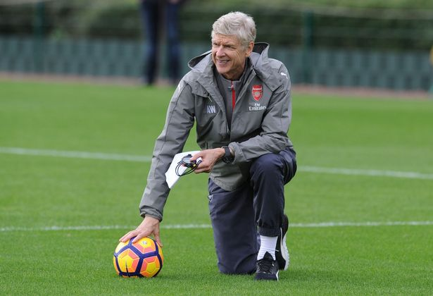 Image result for Wenger gives HUGE update on three Arsenal stars ahead of Spurs clash