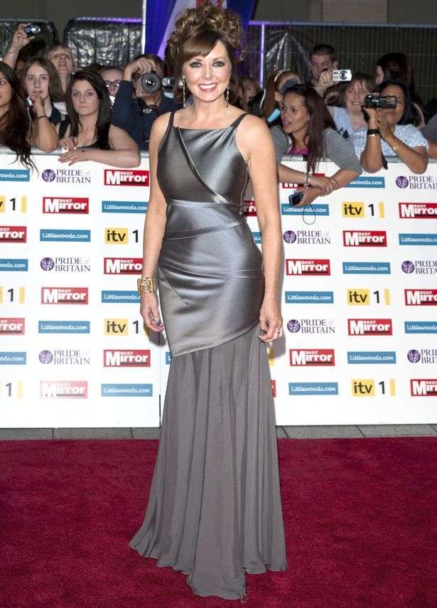 Carol Vorderman at the Pride Of Britain Awards 2011