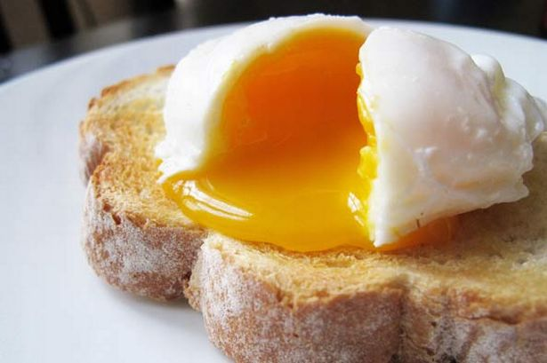Image result for perfect poached egg