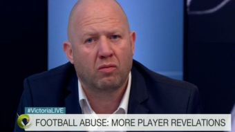 Jason Dunford - three more ex-football players come forward with allegations against Barry Bennell on the Victoria Derbyshire show