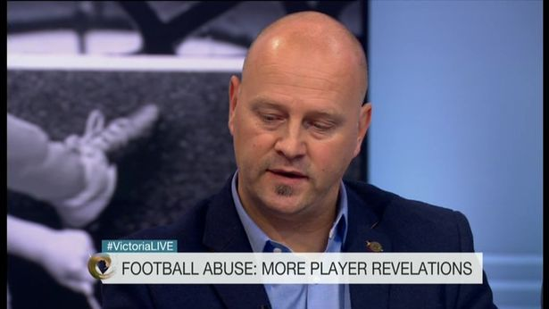 Chris Unsworth - three more ex-football players come forward with allegations against Barry Bennell on the Victoria Derbyshire show