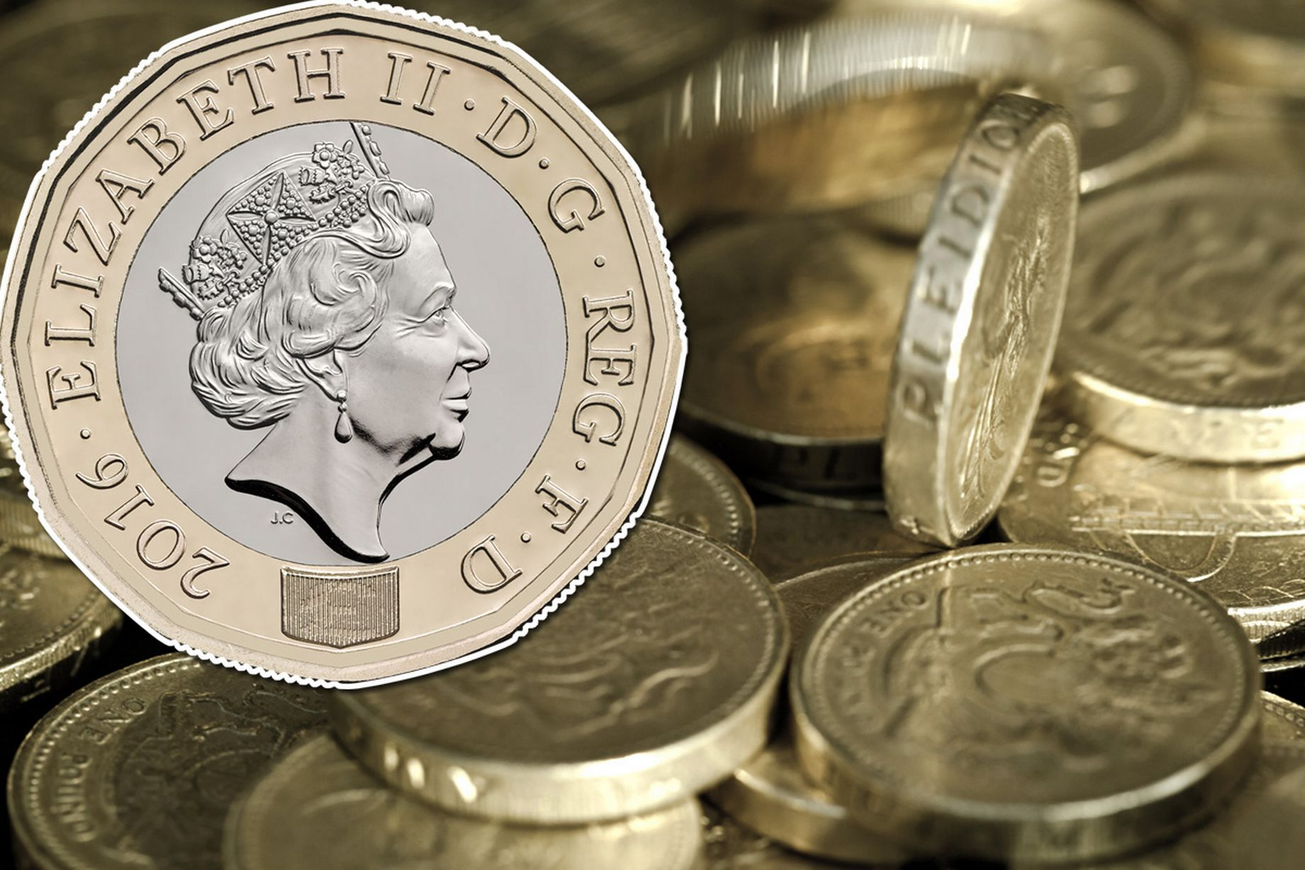The 24 Most Valuable £1 Coins In Circulation  Mirror Online