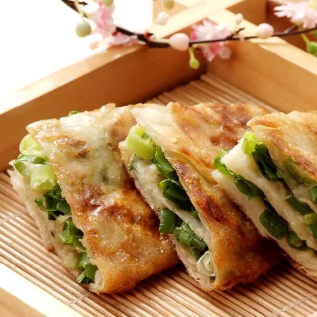 【鮮食家任選799】阿福伯FC北方蔥油餅(600g±5%/包)