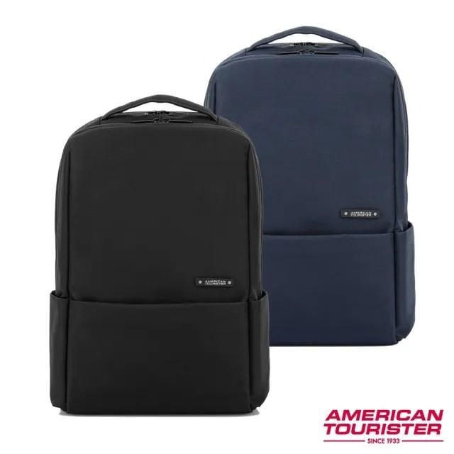 【AT美國旅行者】Rubio輕量收納隔層筆電後背包14 多色可選(HL4)