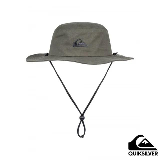 【Quiksilver】男款 配件 帽子 Bushmaster(綠色)