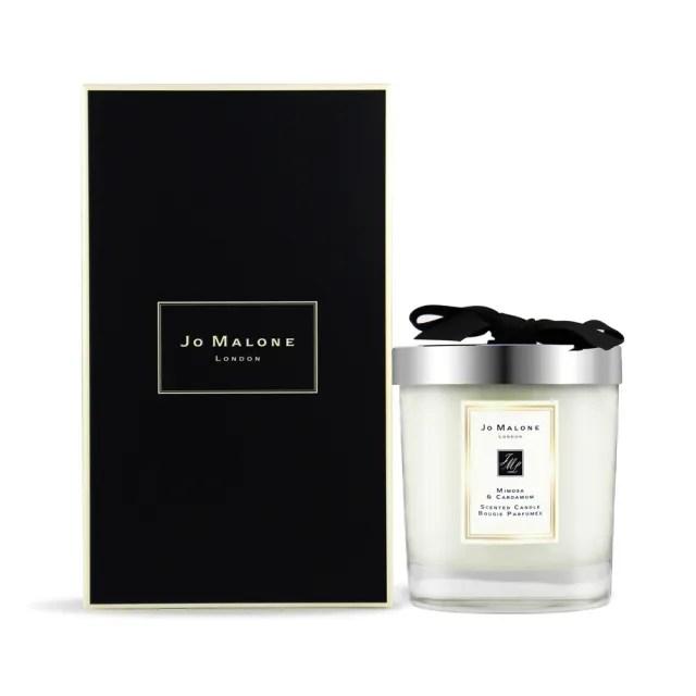 【Jo Malone】含羞草與小荳蔻香氛工藝蠟燭 200g(平行輸入)