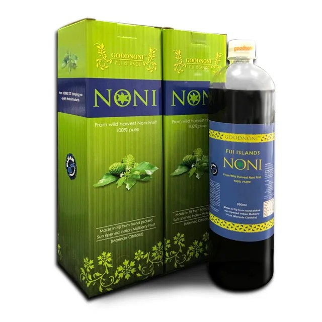 【斐濟好諾麗】天然諾麗果發酵純液/嚐鮮組(諾麗 Noni 斐濟)